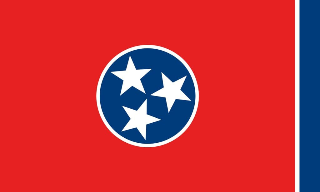 flag, tennessee, state